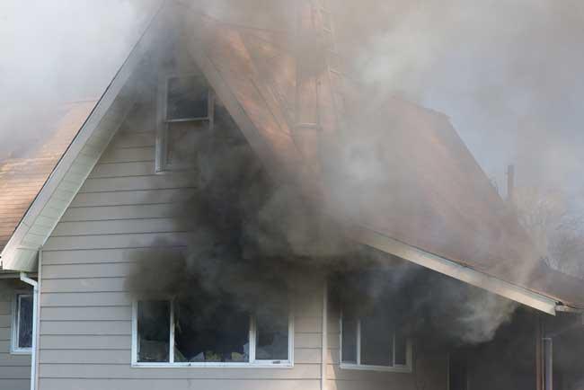 smoking-house